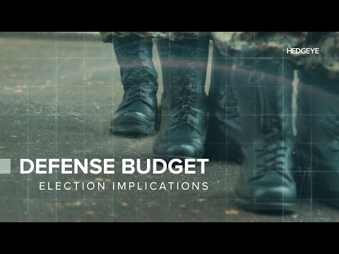 Implications Of 2016 Presidential Election On Defense Industry