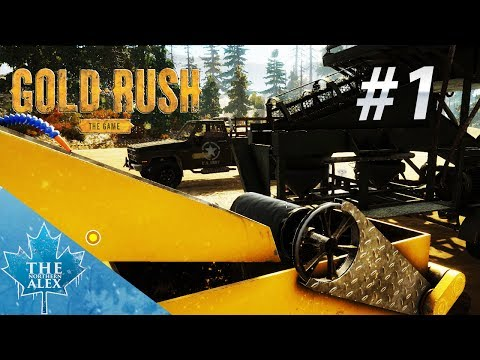 Gold Rush - The Best Gold Digger Simulator In Existence !?!