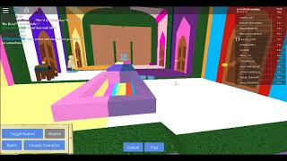 roblox Mlp 3d roleplay is magic update testing part.2