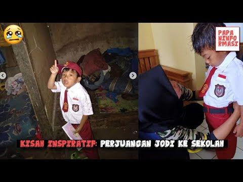 kisah-jodi-ke-sekolah:-bocah-7-tahun-yang-bersekolah-dengan-baju-kotor-&-tanpa-alas-kaki!-rohayatun7