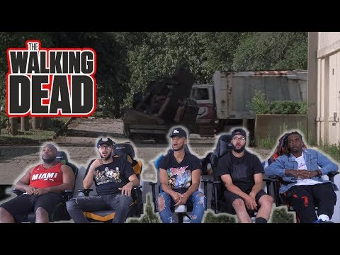 """The Walking Dead Season 8 Episode 6 """"The King, The Widow, And Rick"""" Reaction/Review"""
