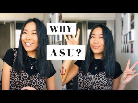 SO WHY SHOULD YOU GO TO ASU? greek life, dorms, + more