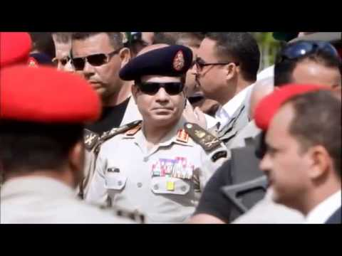 Egypt's military chief Abdel Fattah El Sisi says in interview he will run for president