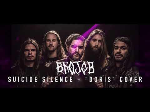 "SUICIDE SILENCE - ""DORIS"" COVER teehee :*"