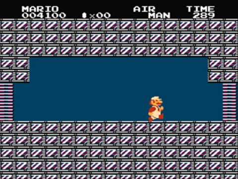 Mario vs. Airman (Version D)