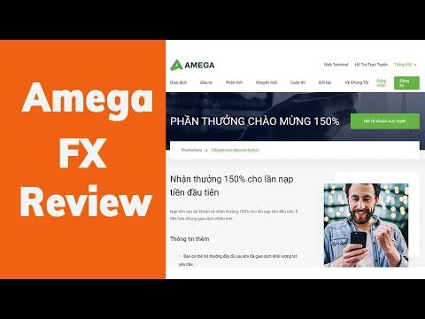 AmegaFX ReView | Đánh giá sàn giao dịch AmegaFX mới nhất