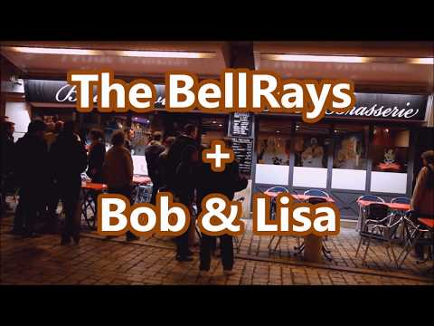 15 02 2018  The BellRays + Bob & Lisa au Blue Devils Orléans