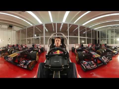 Monaco GP - Daniil Kvyat 360 hotlap - Scuderia Toro Rosso