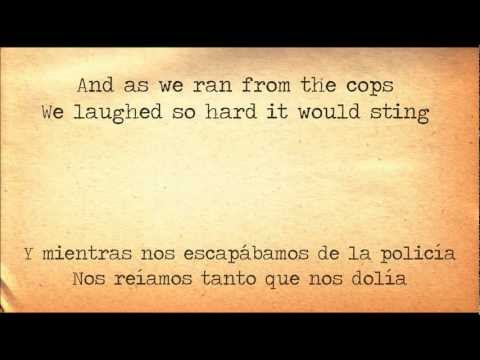 Disenchanted  My Chemical Romance lyrics Inglés  Español