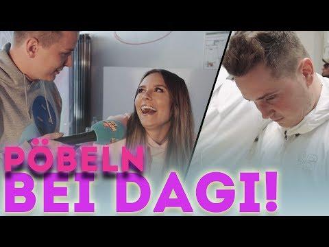 REUPLOAD | Pöbeln im Dagi Bee Shop!!!