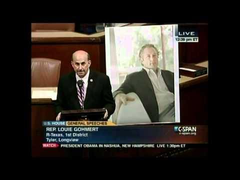 Breitbart Like John Quincy Adams - Rep. Gohmert