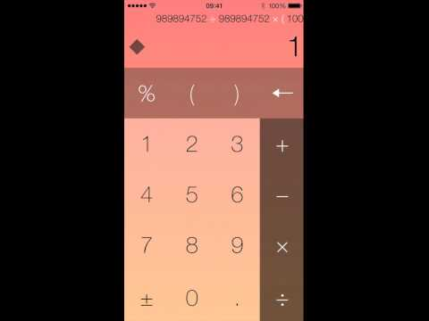 Classicalc - watch this beautiful calculator play piano music!