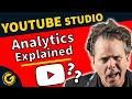 YouTube Studio Beta - YouTube Analytics Explained