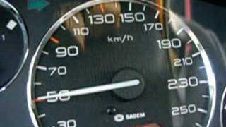 Peugeot 406 Coupe 3 liter V6 Power
