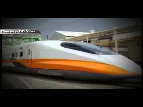 High-speed Rail corridors to be developed in India