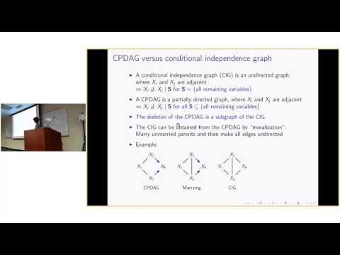 CCD Distinguished Lecture Series - Marloes Maathuis