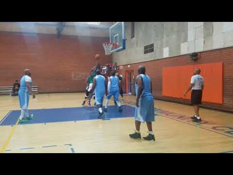 Lueders 35 And Up Basketball League