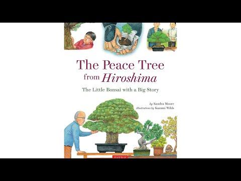 Virtual Storytime Sandra Moore The Peace Tree From Hiroshima Youtube