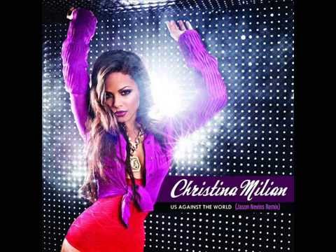 Christina Milian - Us Against The World (Jason Nevins Remix)