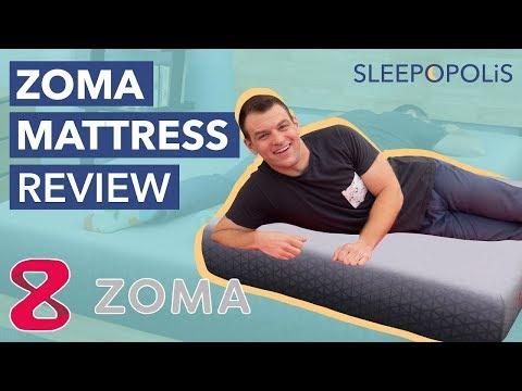 Zoma Sports Mattress Review (2019) Will Athletes Like It?