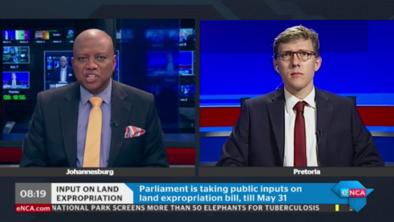 AfriBusiness on land expropriation public inputs