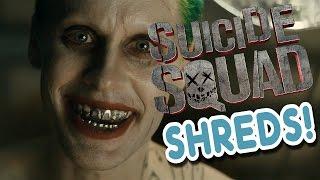Suicide Squad - SHREDS! - Trailer