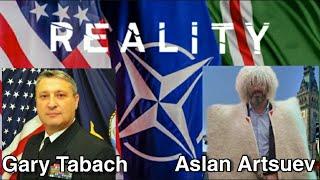 Американо - Чеченский диалог. Гость офицер ВМС США Гари Табах (прямой эфир 05.05.20)