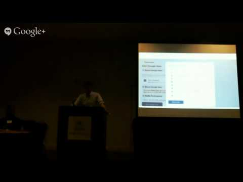 Integrating Google Apps for Education with Sakai ...