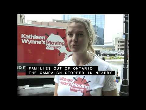 Kathleen Wynne driving businesses out of Ontario