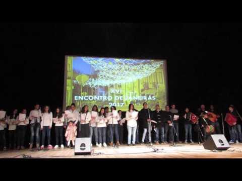 Associação de Insalde presente no XVI Encontro de Janeiras, no Centro Cultural.