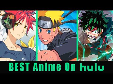 Top 10 Best Anime Streaming On Hulu In 2021