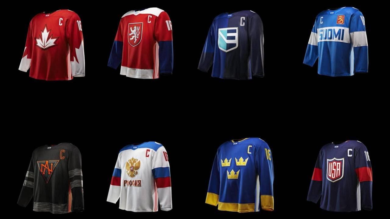 buy world cup of hockey jerseys