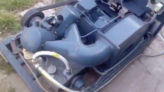 Компресор АК 150 під метан.