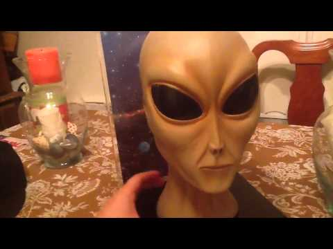 Alien Odyssey Collectibles - Gray Alien Bust # 5