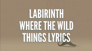 Download Labrinth - Where The Wild Things lyrics Mp3 and Videos