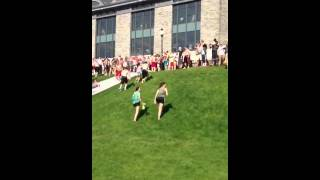 Marist College Slip and Slide 2013