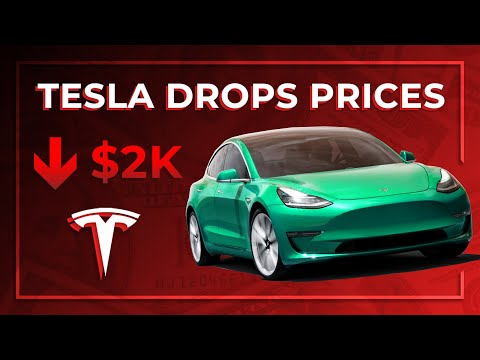 Tesla Cuts Prices in the US and China