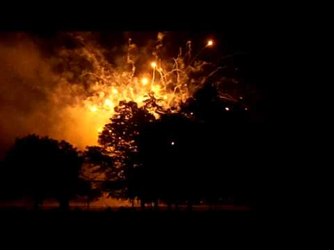 Rolling Meadows Fireworks 2015 Part 1