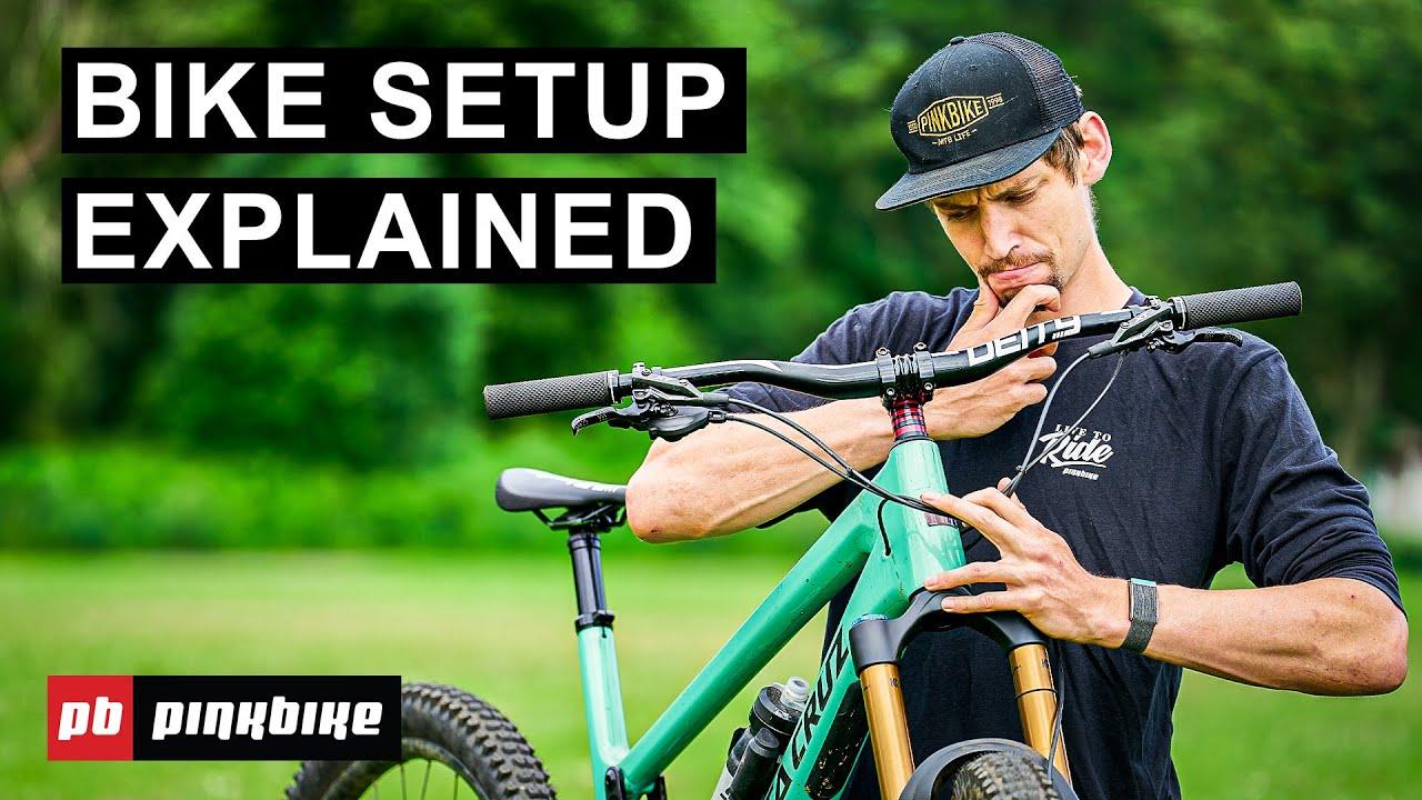 Pro Mountain Bike Setup Guide | How To Bike with Ben Cathro EP 2