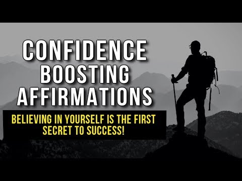Affirmations ➤ Reprogram Your Subconscious Mind With SELF-CONFIDENCE & SUCCESS! Affirm Self Worth