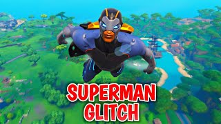 New SUPERMAN GLITCH In Season X Fortnite! (fortnite glitches)