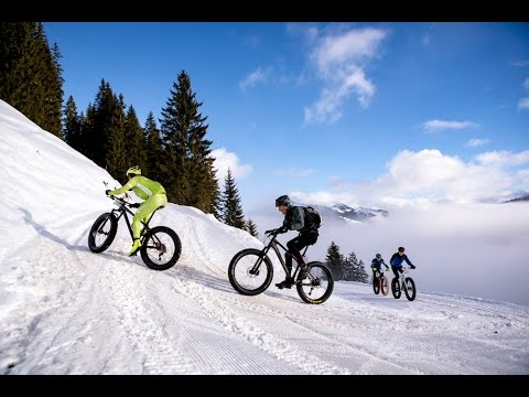 Snow Bike Festival Gstaad 2016 – stage 2