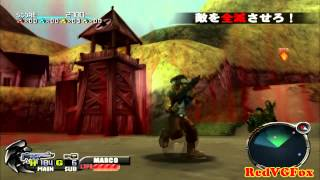 Metal Slug 3D - Gameplay (PCSX2)