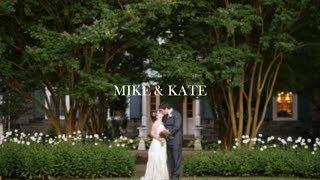 Radford Wedding Video // Mike + Kate / Wedding Highlights