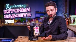 Chefs and Normals Review Kitchen Gadgets | S2 E2 | SORTEDfood