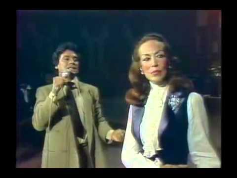 Juan Gabriel interpretando Maria de Todas Las Marias junto a Maria Felix