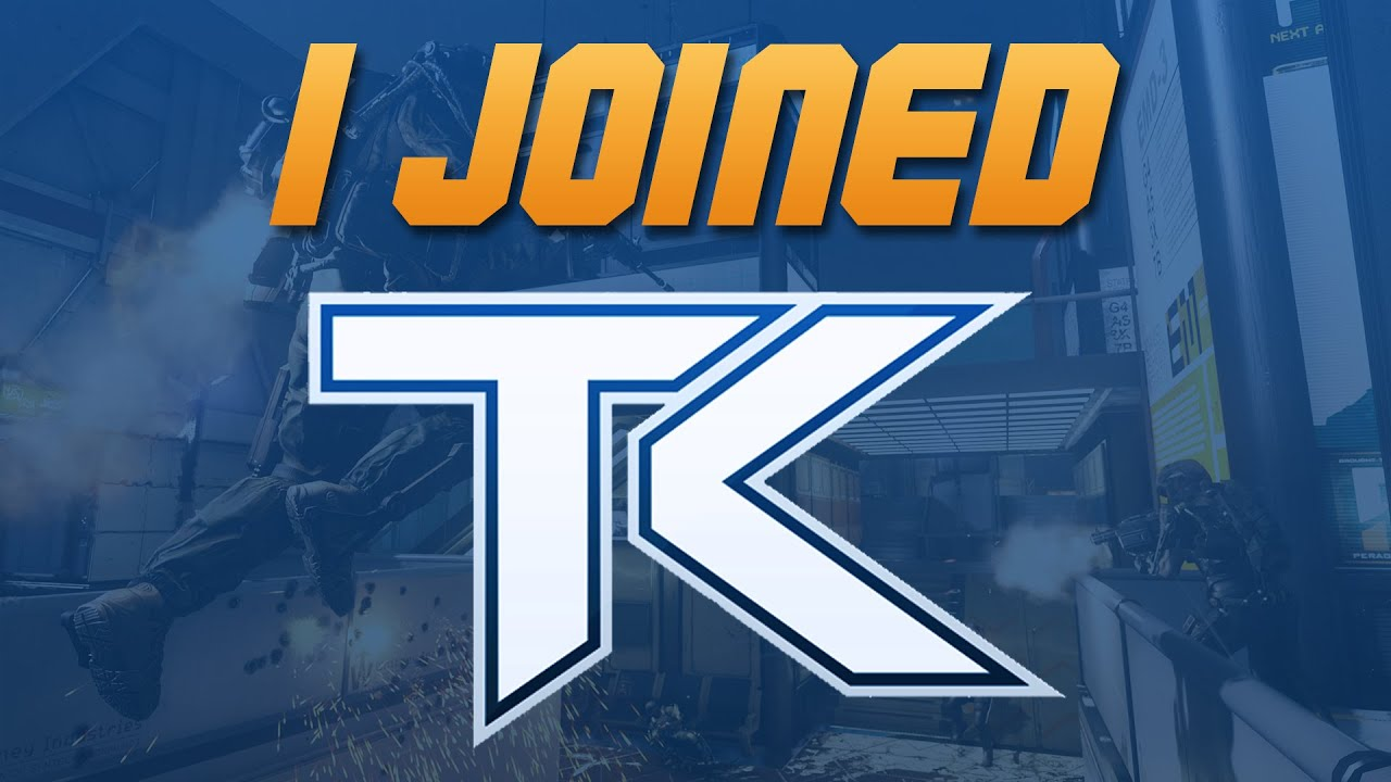 HUGE Channel Announcement - NEWEST MEMBER OF TEAM KALIBER ...