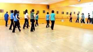 Sunshine - Line Dance (Dance & Teach in English & 中文)