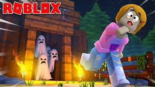 Roblox Bloxburg I Saw A Ghost In My Room & My Mom Didn't Believe Me!