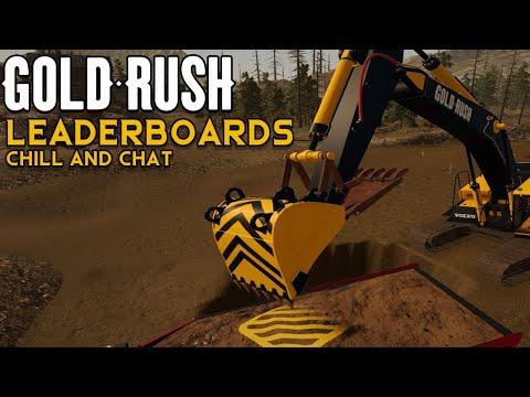 GOLD RUSH THE GAME Leader Board Chill Season 8 Ep 7